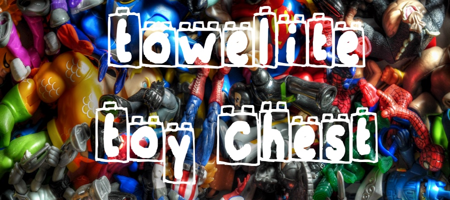 Towelite Toy Chest: This Week in Collectible News!