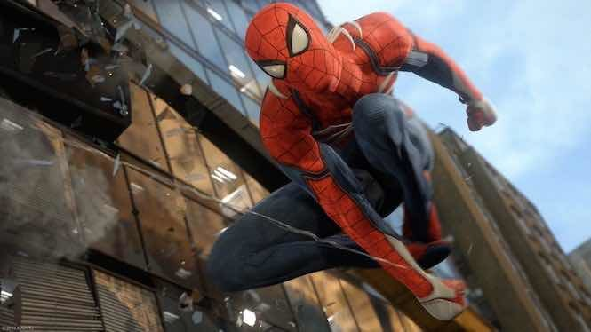 Insomniac's Spider-Man for PS4 will be released this September!