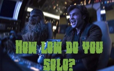 Gourmet Scum Radio Presents How Low Do You Solo?