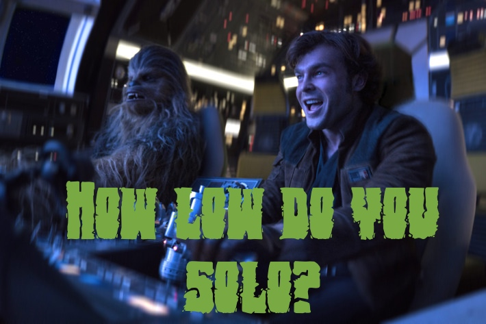 Gourmet Scum Radio Presents How Low Do You Solo?