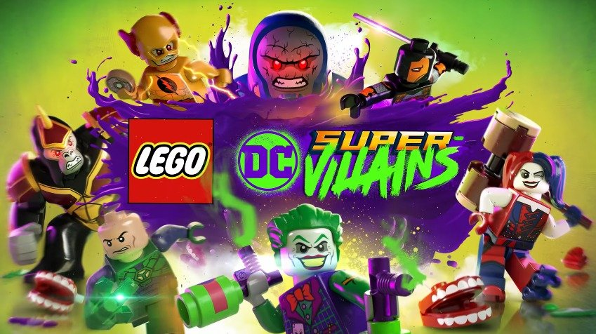 LEGO announces new video game and it's all about the villains!!