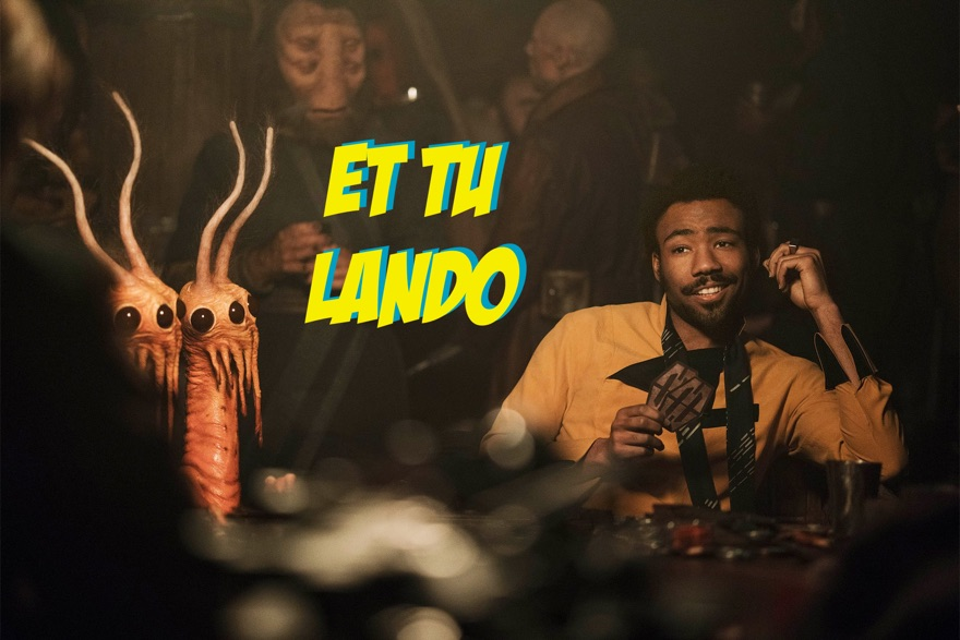 Towelite Talk presents Et tu Lando