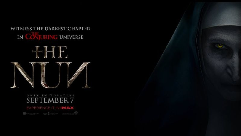 The Nun Trailer is bringing horror back to the habit!