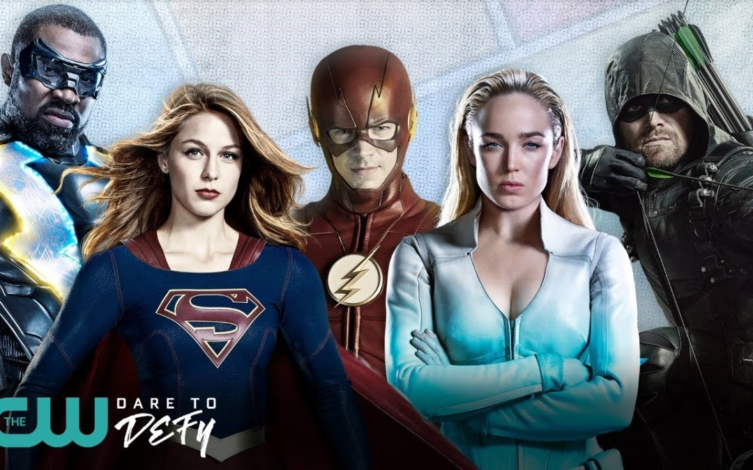 DC and The CW deliver new season trailers for all of your Arrowverse shows!!