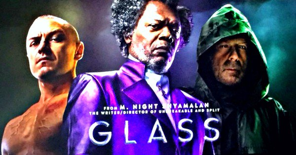 Glass SDCC trailer expands an exciting movie universe!
