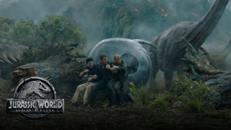 DFAT Reviews: Jurassic World: Fallen Kingdom