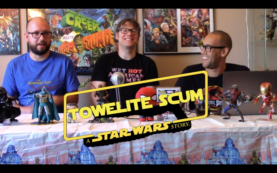 Towelite Scum – A Star Wars Story