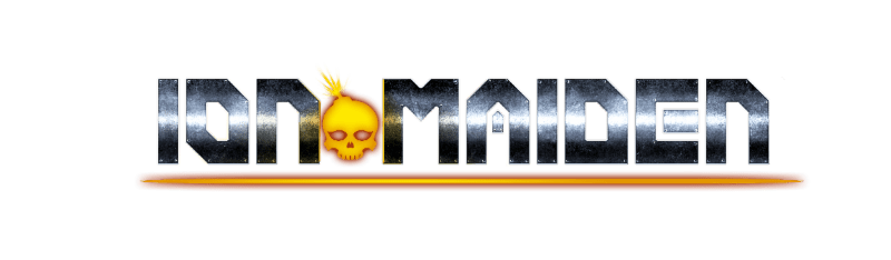 90's-style video game shooter Ion Maiden explodes in new trailer!
