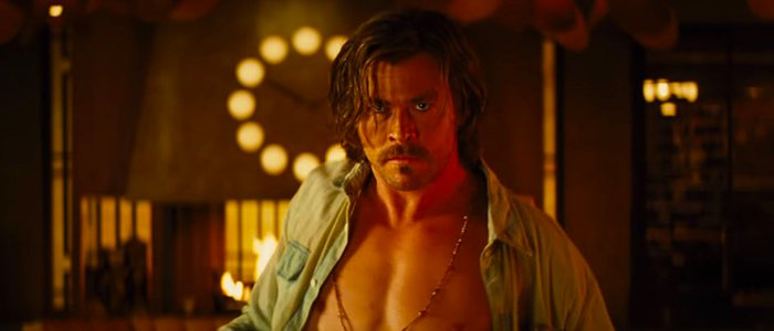 Bad Times at the El Royale trailer and poster