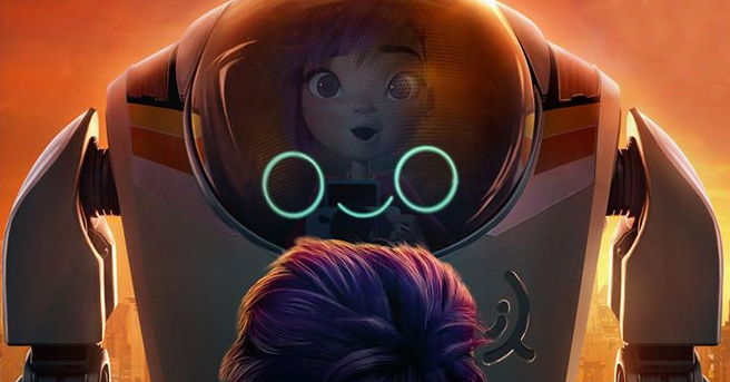 Netflix announces an adorable looking robot film, Next Gen