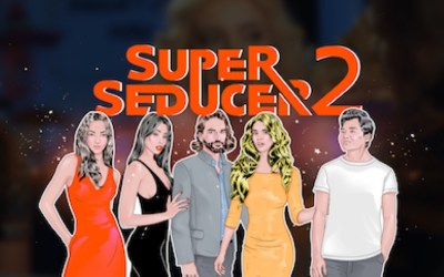 Super Seducer is back with the live-action comedic sequel!
