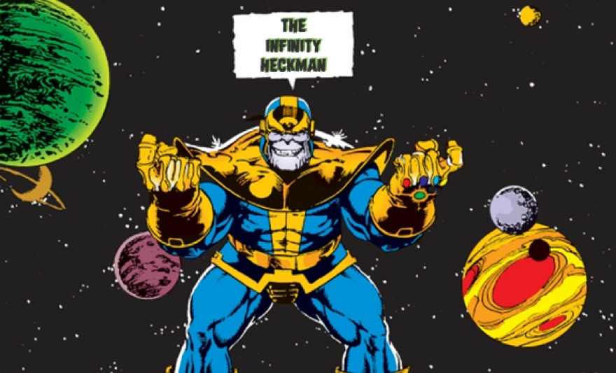 Gourmet Scum Radio presents The Infinity Heckman