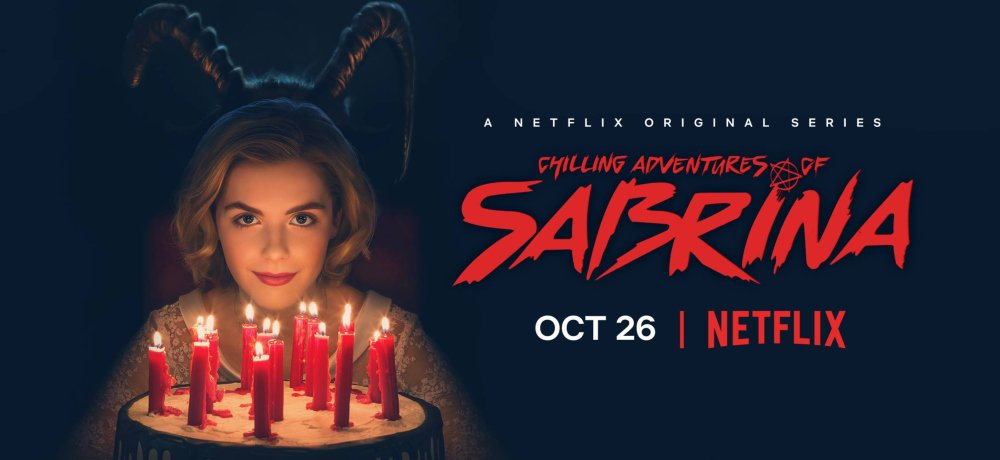 First trailer for Netflix's Chilling Adventures of Sabrina delivers a creepy birthday song!