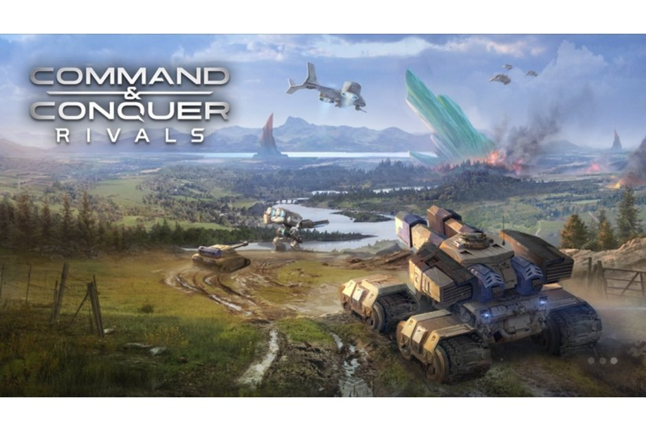 DFAT Reviews – Command & Conquer: Rivals has arrived for Mobile Devices and it's…good?!