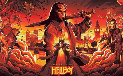 Hellboy reboot trailer starring Stranger Things David Harbour has arrived!