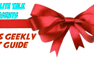 Towelite Talk Episode #112: 2018 Geekly Gift Guide