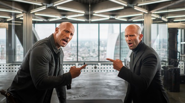 First Hobbs & Shaw trailer is exactly what you want it to be!