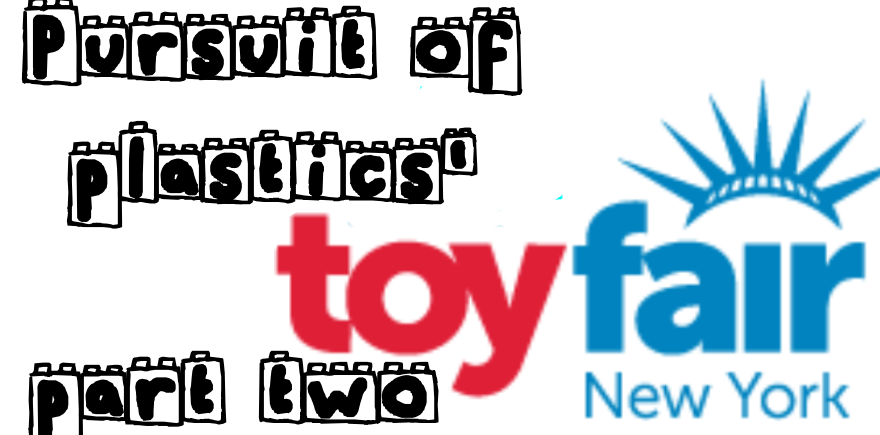 Towelite Talk Episode #122.1 – Pursuit of Plastics' Toy Fair 2019 Part Two