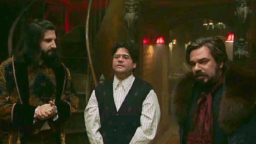 First trailer for What We Do in the Shadows tv show!
