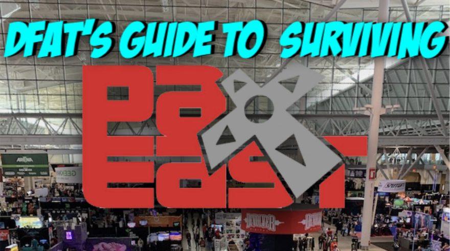 DFAT's PAX Survival Guide
