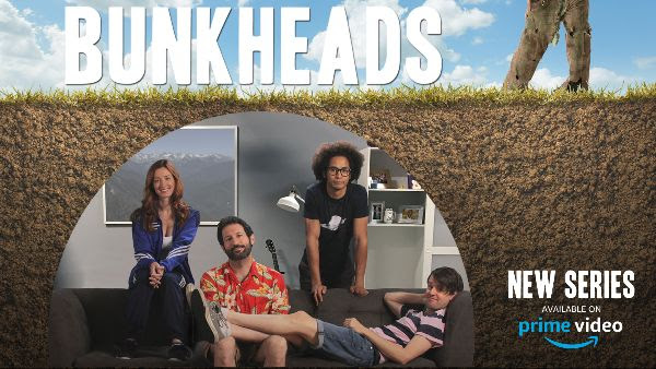 Bunkheads now available on Amazon Prime!