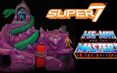 Super 7 MOTU Snake Mountain playset now available for pre-order!
