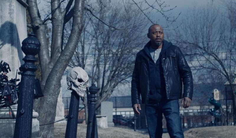 Omar Epps Hunts a Killer in First Look at Patrick Lussier's TRICK