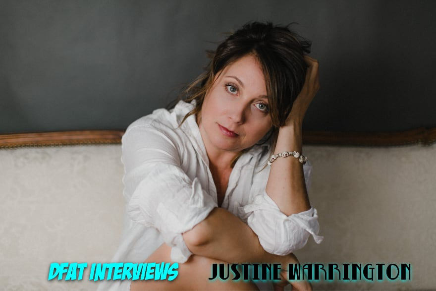 DFAT Interviews: Justine Warrington from Dragged Across Concrete and Earthlickers