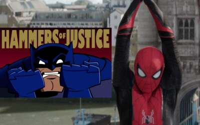 Hammers of Justice: Spider-Man no longer in the MCU