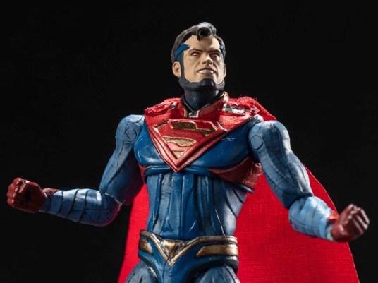 Hiya Injustice 2 Superman Enhanced Edition 02
