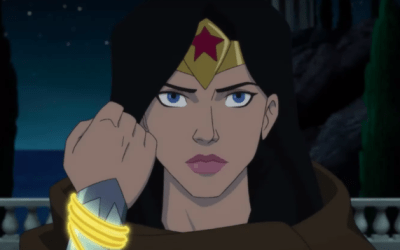 First trailer for DC Animated film, Wonder Woman: Bloodlines