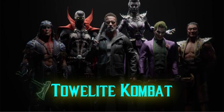 Towelite Talk #142 – Towelite Kombat