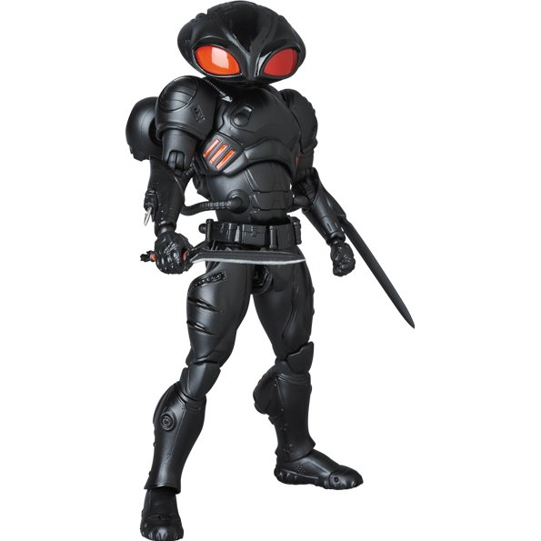 Mafex Black Manta 01