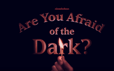 First trailer for the upcoming Are You Afraid of the Dark limited series!