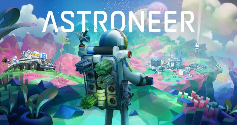 Come explore interplanetary survival in Astroneer!