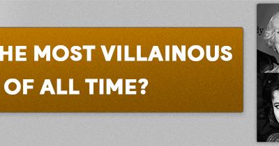Blockbuster Baddies – The 10 Most Villainous Actress Revealed