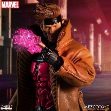 Mezco Gambit 02