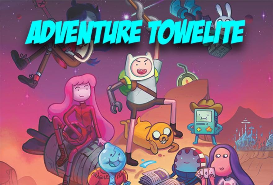 Towelite Talk Episode #150 – Adventure Towelite
