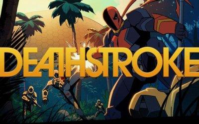 Deathstroke: Knights & Dragons releasing as FULL movie on Blu-ray & Digital this summer!