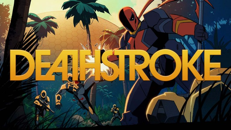 First clip from CW Seed's Deathstroke: Knights and Dragons animated series!