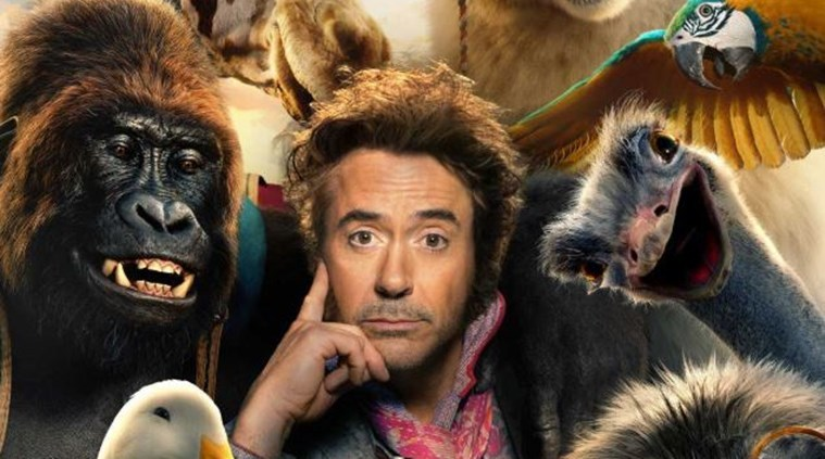 First trailer for Dolittle does little to get us excited for the film