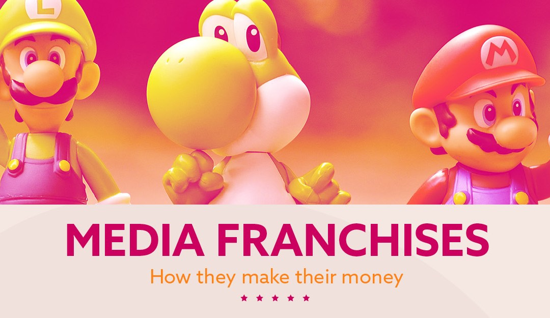 Where Media Franchises Make Their Money