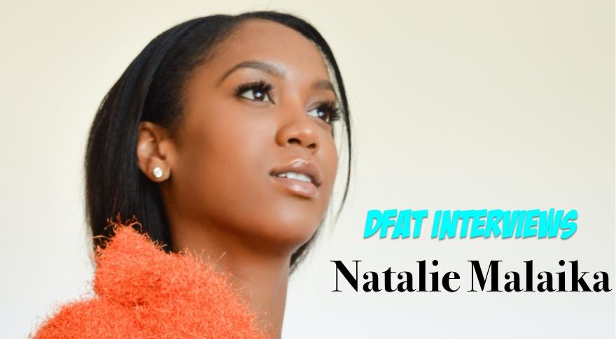 DFAT Interviews Natalie Malaika