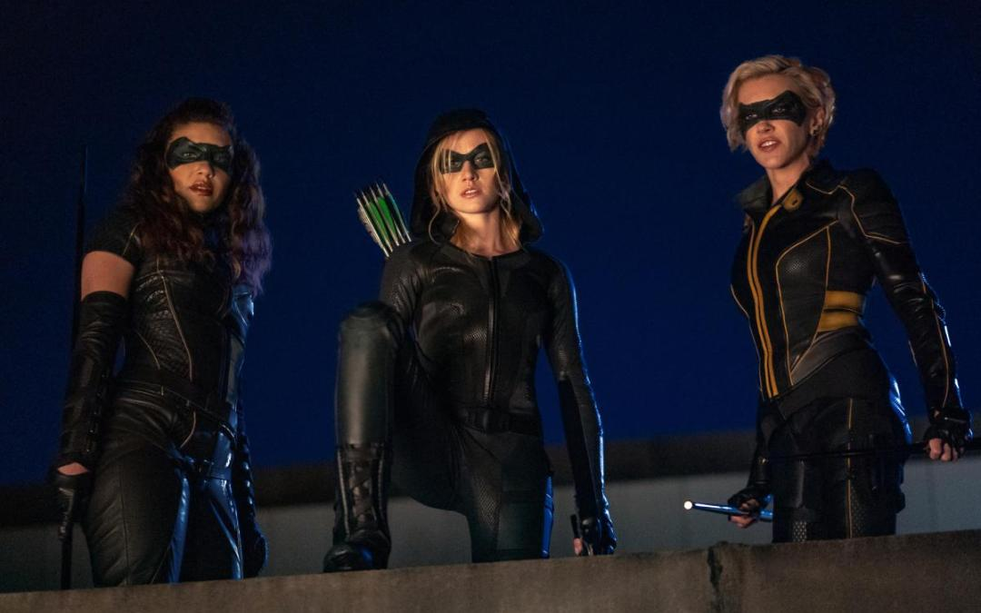 Green Arrow and the Canaries gets a backdoor pilot as Arrow comes to a close!