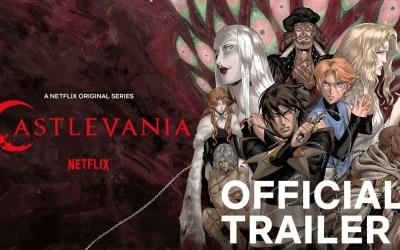 First trailer for Castlevania Season 3!