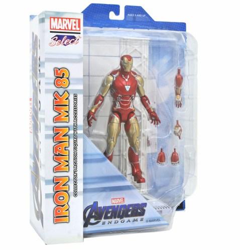 MarvelSelectIronManMK85