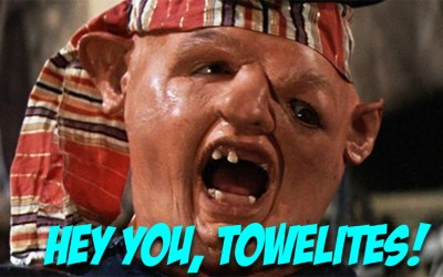 Towelite Talk Episode 159 – Hey You Towelites!