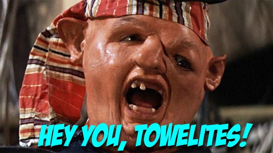 Towelite Talk Episode 159 – Hey You Towelites!