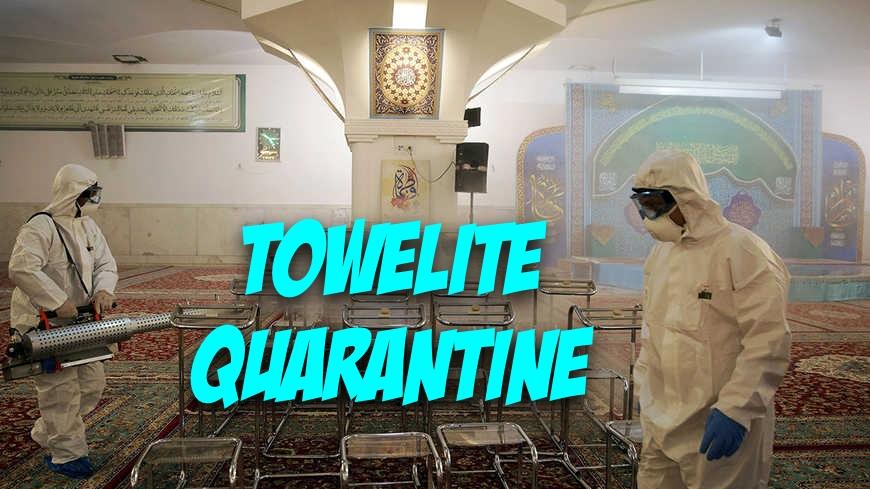 Towelite Talk Episode 164 – Towelite Quarantine
