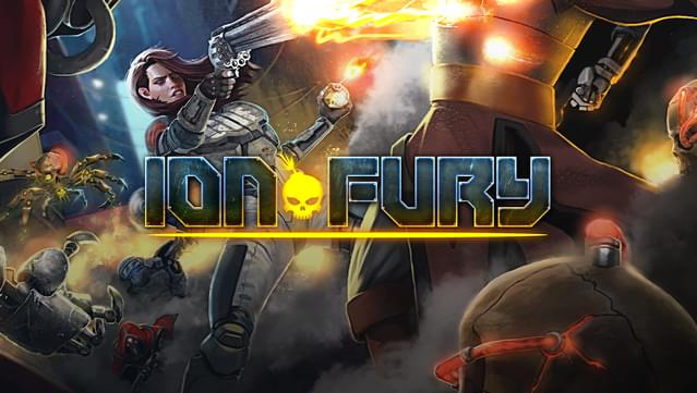 Ion Fury's Old-School FPS Action Blasts onto Consoles May 14!